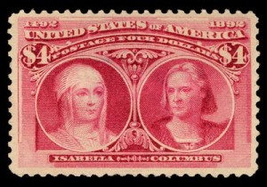 Columbus & Queen Isabella -- A Crowd Funding Prototype from long ago.